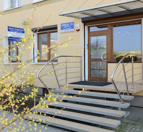 Ginekolog Olsztyn - siedziba