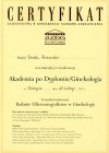 Akademia Po Dyplomie/Ginekologia