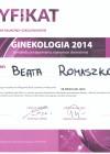 Ginekologia 2014