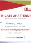 Maternal – Fetal Symposium