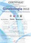 Sympozjum Naukowo Szkoleniowe Ginekologia 2010
