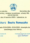 Warmińsko – Mazurski Oddział Polskiego Towarzystwa  Ginekologicznego