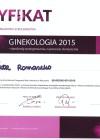 Sympozjum Naukowo-Szkoleniowe GINEKOLOGIA 2015